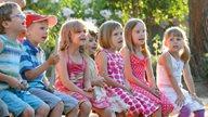 Auch an Kinder wurde gedacht: Im Feriendorf Zum Störrischen Esel gibt es viele Kinderunterhaltungsprogramme