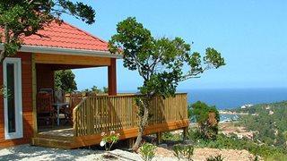 Von den jeweiligen Terrassen der Häuser Serenamore haben Sie einen tollen Meerblick.