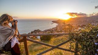 Ein authentisches Bergdorf  auf der Insel Madeira