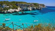 Menorca Urlaub - Traumstrand Cala de Macarella