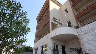 Das nette Stadthotel A Madonetta in Bonifacio hat nur 19 Zimmer.