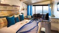 Ein charmantes Hotelzimmer in Korsika