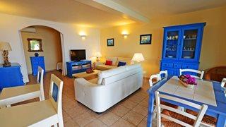 Die Minivilla T4 im Feriendomizil La Cote Bleue hat genügend Platz für bis zu 6 Personen.