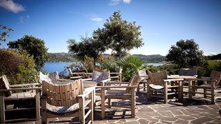 Das Hotel U Capu Biancu legt viel Wert auf harmonierende Designs.