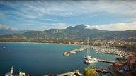 Der Hafen von Calvi