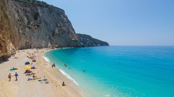 Lefkas Urlaub An Den Schönsten Stränden Griechenlands
