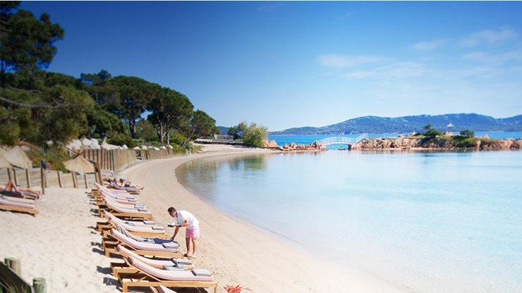 Korsika Region Porto Vecchio Reisen Hotels Unterkunfte Und
